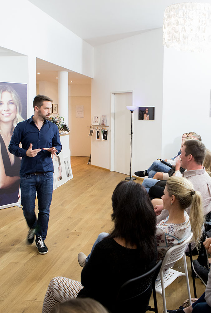vortrag speaker keynotespeaker redner motivational speech Florian Beier fotograf münchen instagram emotional hochwertig fotoshooting coach